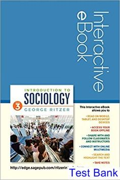 Pin by test bank solution manual on accounting test banks and introduction to sociology interactive ebook 3rd edition ritzer test bank test bank solutions manual fandeluxe Choice Image