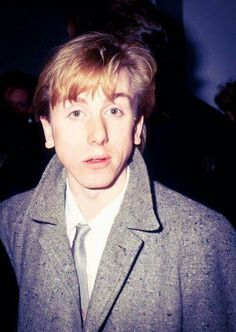 A very young Tim Roth