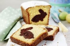 Hidden Easter bunny loaf recipe - goodtoknow