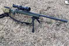 The Ruger American Predator in Creedmoor with Silencerco Harvester Weapons Guns, Guns And Ammo, Ruger American Rifle, Ruger Precision Rifle, Remington 700, Long Rifle, Bolt Action Rifle, Long Shot, Cool Guns