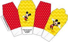 Caixa China in Box Mickey:
