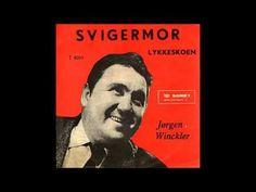 Jørgen Winckler - Lykkeskoen
