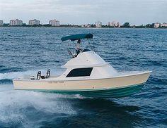 Bertram 31 - Classic! Fast! Fun! #boats #Floridasredeemingquality