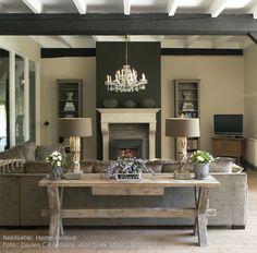 Bekijk 'Klassiek interieur' op Woontrendz ♥ Dagelijks woontrends ontdekken en wooninspiratie opdoen!