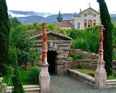 The Grotto & Theatre at Villa Ca' Toga by Carlo Marchiori @Catoga