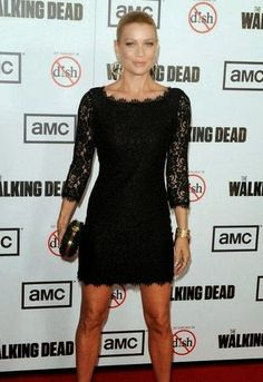 Laurie Holden Photos