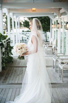 Whitney Bischoff's Romantic Coastal Wedding Reveal