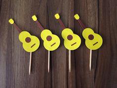 festa infantil instrumentos musicais - Pesquisa Google Samba, Rockstar Birthday, Hippie Party, Music Crafts, Festa Party, Music Party, 2nd Birthday Parties, Cake Smash, Crafts For Kids