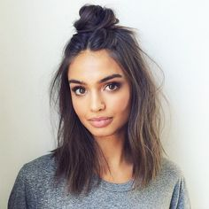 These hairstyles might give you a reason to go that extra day without shampooing.