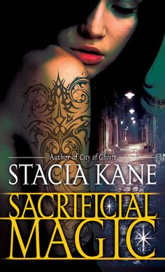 Stacia Kane, you've won. I am a freaking mess. You have taken my normal reading self and turned me completely upside down, shaken me out and slammed my head against the wall. THANK YOU.