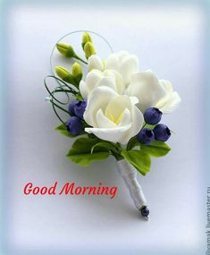 Groomsmen Boutonniere, Groom And Groomsmen, Boutonnieres, Prom Flowers, Bridal Flowers, Clay Flowers, Bride Bouquets, Flower Crafts, Wedding Designs