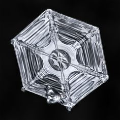 Don Komarechka posted a photo:  What would otherwise be a fairly simple plate crystal is met with intrigue: a blob of ice attached to the bottom of the snowflake looks mysteriously like a ruby-throated hummingbird. You'll only make the connection if you view large!  Like finding shapes in clouds as they float by, this shape is purely accidental but it's a fun reminder that it's spring… especially on the East Coast where many people are currently grumbling about the snowfall that is torturing…
