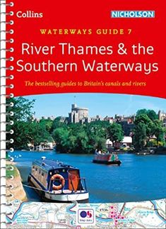 EBook River Thames and Southern Waterways: Waterways Guide 7 (Collins Nicholson Waterways Guides) Author Collins Maps, Got Books, Books To Read, Michael Rapaport, Ordnance Survey Maps, River Thames, What To Read, Book Photography, Free Reading, Love Book