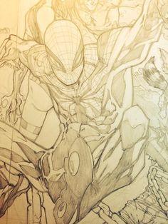 Humberto Ramos - Superior Spider-Man