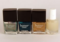 Butter London Nail Polishes from Coterie