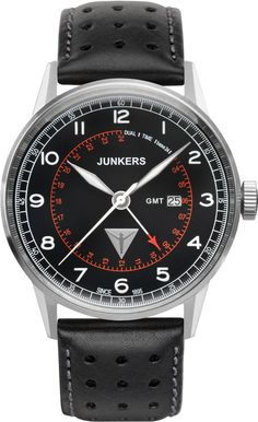 Junkers Watch Junkers G38 #2015-2016-sale #bezel-fixed #black-friday-special #bracelet-strap-leather #brand-junkers #case-depth-12mm #case-material-steel #case-width-42mm #classic #date-yes #delivery-timescale-1-2-weeks #dial-colour-black #gender-mens #gmt-yes #movement-quartz-battery #official-stockist-for-junkers-watches #packaging-junkers-watch-packaging #sale-item-yes #style-dress #subcat-junkers-g38 #supplier-model-no-6946-2 #vip-exclusive #warranty-junkers-official-2-year-guarantee…