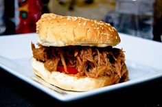 Gojee -  Pulled Pork Sandwiches by Food 52