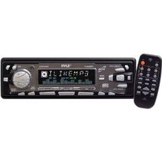 PYLE PLCD-58MP3 200 Watt AM/FM/MPX/CD/MP3 Player with Fold Down Detachable Face Review