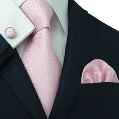 Shop for beautifully-designed men's silk necktie sets, wedding ties and bowties at a great price. Wide selection of colorful men's tie, pocket Pink Wedding Theme, Wedding Ties, Gold Wedding, Wedding Decor, Wedding Ceremony, Garden Wedding Dresses, Black Wedding Dresses, Dress Wedding, Tuxedo Accessories