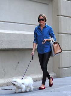 THE OLIVIA PALERMO LOOKBOOK: LOOK OF THE DAY : Olivia Palermo