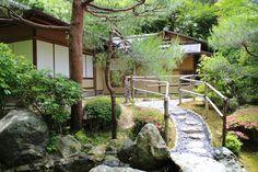 茶室「華麓庵」、知恩院、京都 Karoku-an Tea House, Chion-in, Kyoto