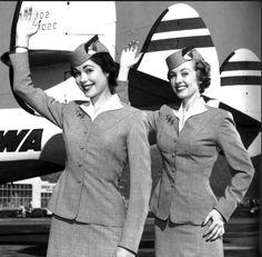 Stewardess/reisleidster ?
