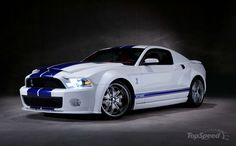ford mustang shelby gt500 wide body by galpin