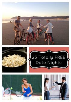 25 Totally FREE Date Night Ideas