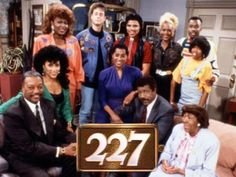 """It aired on NBC from 1985 to 1990 and starred Marla Gibbs who played Florenece the maid on the Jeffersons and she also sang the theme song """"Theres no place like Home"""" was was catchy and upbeat. Black Tv Shows, Old Tv Shows, Best Tv Shows, Favorite Tv Shows, Movies Showing, Movies And Tv Shows, Marla Gibbs, Black Sitcoms, Sean Leonard"""