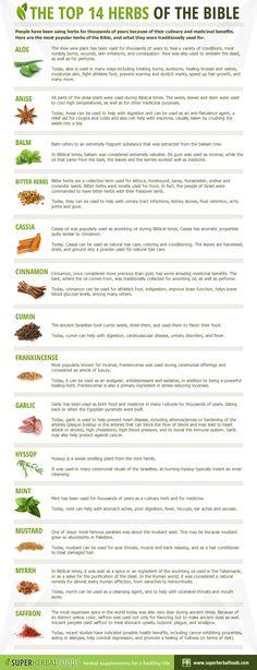 14 Herbs