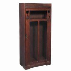 Limbert Cabinet - Arts & Crafts - Quartersawn Oak