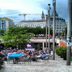 Elizabeth Square, Budapest