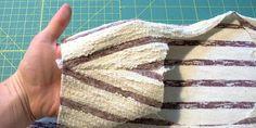 Streifenshirt Schulternaht nähen Shirts, Crochet, Fashion, Striped Fabrics, Sewing Patterns, Tips, Moda, Fashion Styles, Ganchillo