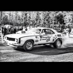 Vintage Drag Racing - Bill Jenkins
