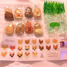 Honolulu Cookies (≧∇≦)