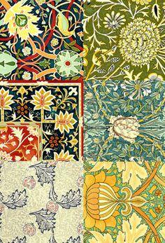 William Morris Font and Art Collection | Fontcraft: Scriptorium Fonts, Art and Design