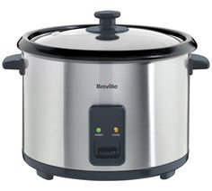 Buy Breville ITP181 1.8L Rice Cooker and Steamer - St/Steel at Argos.co.uk, visit Argos.co.uk to shop online for Steamers, Kitchen electricals, Home and garden