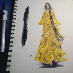Sketched by Eris Tran