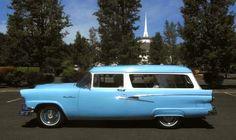 1956 Ford Ranch Wagon.