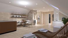 VIZUALIZÁCIA KÚPEĽNE - 3D návrh a projekt kúpeľne / BENEVA Conference Room, Divider, Table, Furniture, Home Decor, Dinners, Decoration Home, Room Decor, Tables