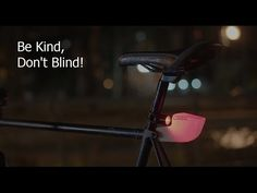 Sombra makes your bicycle's tail-light visible from all directions and reduces its blinding effect. Our Indiegogo campaign is live please visit us here: http. Bicycle Lights, Bicycle Parts, Tail Light, Bicycles, Diffuser, Bike, Bicycle, Biking