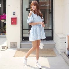 Cute Korean fashion :3