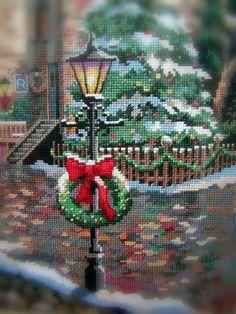 Gallery.ru / Photo # 6 - Christmas cove - inna-parisienka