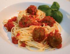 Spaghetti mit Fleischbällchen à la Susi und Strolchi