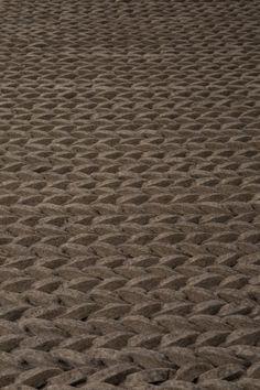 Zuiver Nienke - Vloerkleed - Taupe - 170x240 cm