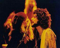 Stevie Nicks and Lindsey Buckingham, Fleetwood Mac
