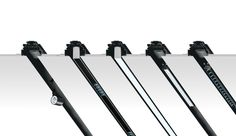 Laser Blade System53, design OMA - News iGuzzini