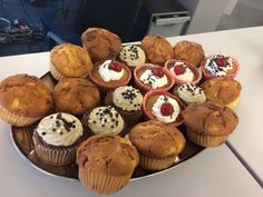 Birthday- Muffins