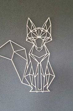 Geometric Quilt, Geometric Art, Warrior Tattoos, Craft Business, Diy Wall Art, Craft Stick Crafts, String Art, Diy Paper, Art Day