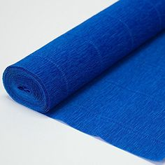 Italian Crepe Paper roll 180 gram - 557 Turquoise Cartote...